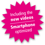 Including the latest videos and smartphone optimized design