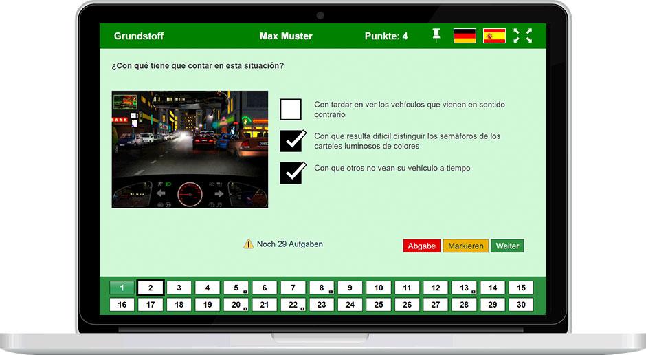 Termine Theoretische Führerscheinprüfung