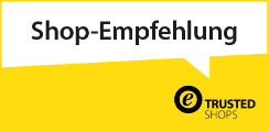 Trusted Shops: Shop Empfehlung